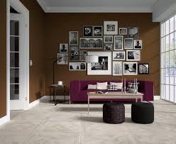 farbideen wohnung braun nuance bilder deko pink sofa