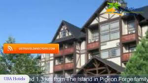 Christmas Tree Inn Pigeon Forge Tn by The Inn At Christmas Place Pigeon Forge Hotels Tennessee Youtube