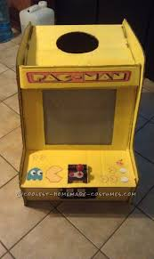 Playable Pacman Arcade Game Costume