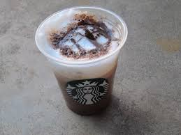 An Example Of Iced Cocoa Cappuccino