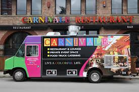 100 Chicago Food Trucks LatinFusion Truck Carnivale