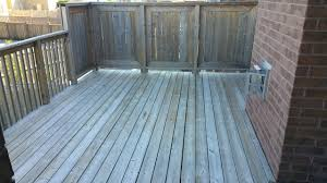 Cleaning Decking With Oxygen Bleach by Deck Staining Procedure And Followup Doityourself Com Community