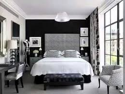 Beautiful Black And White Bedroom Design Decorating Ideas Youtube