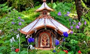 100 Houses In Nature Whimsical Wonders Fairy From By Sally J Smith