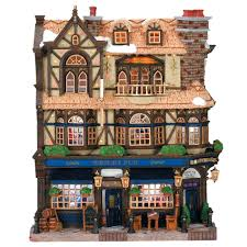 Lemax Halloween Village Ebay by Lemax Village Collection Christmas Village Building Wesley Pub