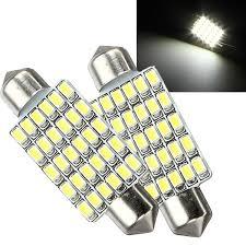 2—1 5W 12V 30 3020 SMD Led Car Interior Festoon Dome Bulb Lights