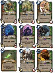 Best Mtg Deck Simulator by Dual Class Cards Fan Creations Hearthstone General Hearthpwn