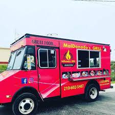 100 San Antonio Food Truck MalDonados Grill S 2942 Thousand Oaks