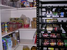 Pantry Cabinet Organization Ideas by Kitchen Pantry Shelving Revamp Your Kitchen Storage Image Of
