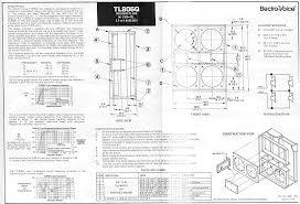 2x10 Bass Cabinet Plans by Guitar Speaker Cabinet Blueprints Roselawnlutheran