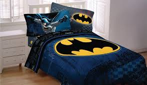 NEW BATMAN DC ic Full Double Size Bed forter Sheet Set Bed