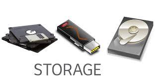 Storage Devices Quiz