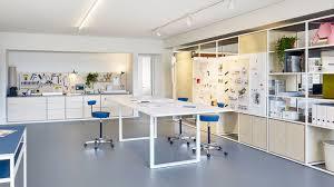 bureau paysager vitra studio office
