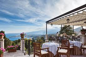 Top 10 Romantic Restaurants In Taormina