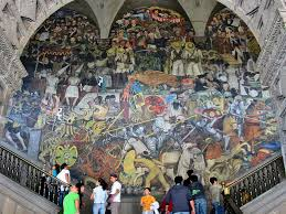 Coit Tower Murals Diego Rivera by The Passion The Majesty And The Politics Of Diego Rivera A