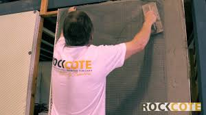 Polystyrene Ceiling Tiles Bunnings by Rendering Eps Expanded Polystyrene Panels With Rockcote Youtube