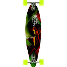 100 Sector 9 Trucks Revolver 33 GreenRed Comp812x3312 Sidewinder