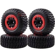 For Traxxas Slash 4x4 Pro-Line Racing 4PCS Wheel Rims & Tyres Tires ...