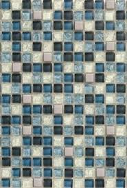 smart tiles mosaik 3 x 3 mosaic tile in multi reviews