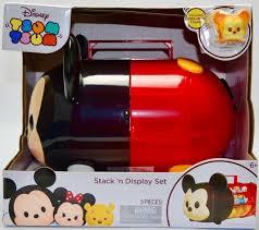 spielzeug disney tsum tsum mickey mouse stack n display set