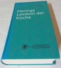 herings lexikon der küche richard hering 2001 günstig