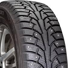 Nokian Tire Nordman 5 Studded Tires | Passenger Touring Winter Tires ...