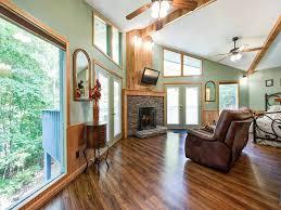 Cheap 1 Bedroom Cabins In Gatlinburg Tn by Woodsong 1 Bedroom Tub Wood Fireplace Pet Friendly Sleeps