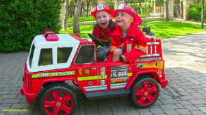 100 Power Wheels Fire Truck Kids Ride On Awesome Scania Ride On Youtube Hybrid Suvs