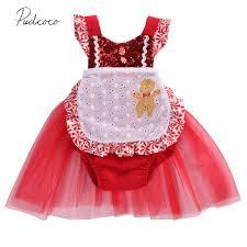 newborn girl red dress promotion shop promotional newborn girl