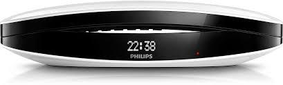 téléphone fixe sans fil design luceo m6651wb fr philips