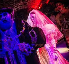 Best Halloween Attractions Uk by Halloween In London 2017 Halloween Parties Events U0026 More Time