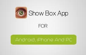 Download ShowBox App
