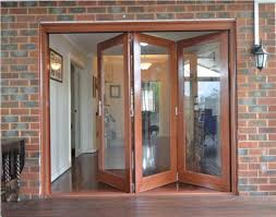 bi fold french doors with glass prefab homes