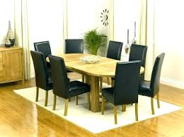 Baker Dining Room Table And 8 Chairs Chair Set Oval For Of 9 Style Furniture
