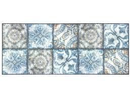 carpette de cuisine carpette de cuisine un tapis de cuisine en carreau de ciment pour