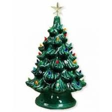 Bisque Imports 2034 Lighted Christmas Tree