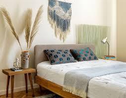 warm atmosphere eklektisch schlafzimmer moskau