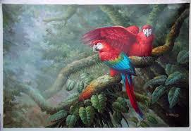Artists Prints Art Oil Painting Animal
