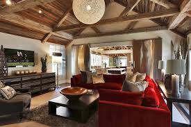 Red Couch Decorating Living Room Rustic With Wool Area Rugs9 X 12 Rugs