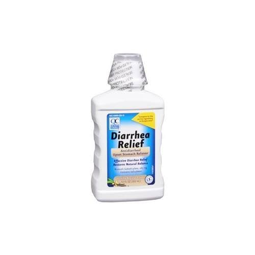 Quality Choice QC Diarrhea Relief Vanilla 12oz