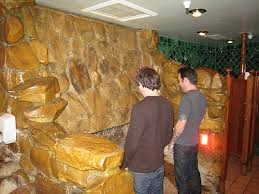 this is the mens room at the madonna inn there s a water flickr
