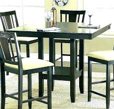 High Dining Table Sets Bar Top And Chairs Kitchen Counter Height