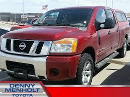 100 Nissan Trucks Used Titan For Sale In Rapid City SD Denny Menholt Rushmore Honda