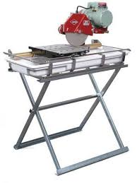 Mk Tile Saw Blades by Wet Tile Saw W Stand 10