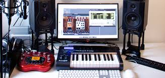My Home Recording Studio Bjorn Riis