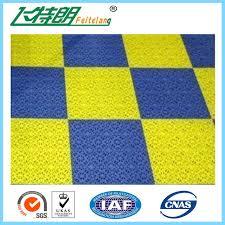 interlocking rubber floor tiles plastic tile flooring pur solid