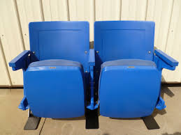 Padded Stadium Chairs For Bleachers by Stadiumseating Net Collectible Stadium Seats
