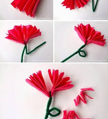 Easy Tissue Paper Crafts For Kids
