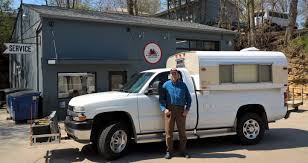 100 Alaskan Truck Camper 1978 This Old