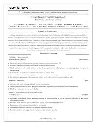 Front fice Administrator Sample Resume] Resume fice Manager